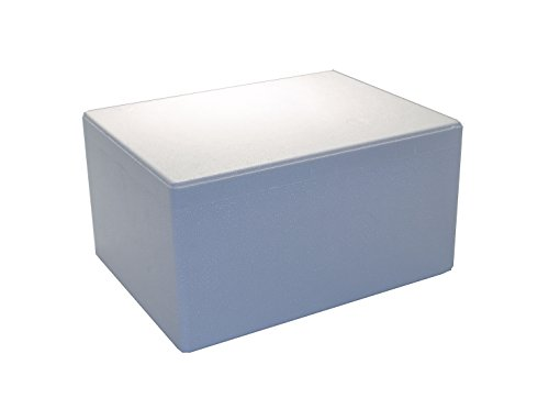 Styroporkisten / Styroporbox / Thermobox 400 x 300 x 210mm von Tropic-Shop