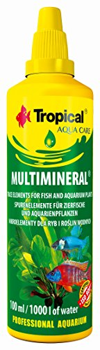 Tropical Multimineral (Spurenelemente), 1er Pack (1 x 100 ml) von Tropical