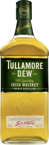 Tullamore Dew The Legendary Irish Whiskey von Tullamore Dew