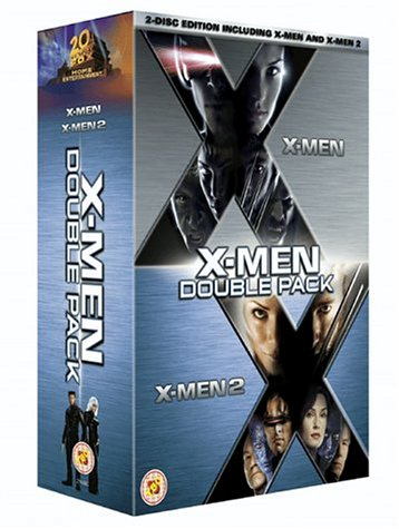 Essential Collection: X-men/ X-men 2 [2 DVDs] [UK Import] von Twentieth Century Fox
