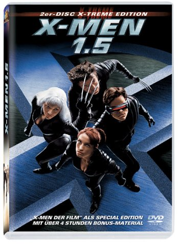 X-Men 1.5 (X-Treme Edition) [Special Edition] [2 DVDs] von Twentieth Century Fox