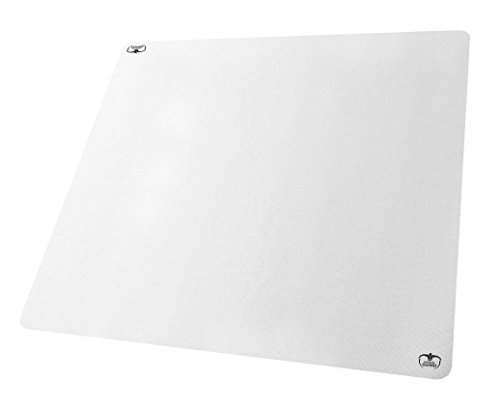 Ultimate Guard UGD010466 - Spielmatte 80 Monochrome 80 x 80 cm, weiß von Ultimate Guard