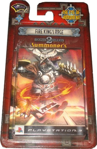 Eye of Judgment Biolith Rebellion Serie 2 Deck Fire Kings Rage von Wizards Of The Coast