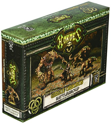Privateer Press – Hordes – Kreis Orboros: realmpool Model Kit von Unbekannt