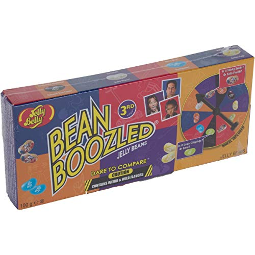 Jelly Belly Bean boozled Spinner Gift Box 3.5 OZ (100g) von Jelly Belly