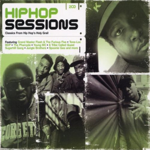 Hiphop Sessions von Union Square Music (Soulfood)
