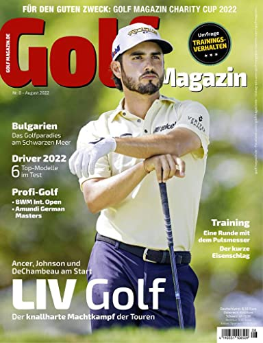 GOLF MAGAZIN von United Kiosk AG
