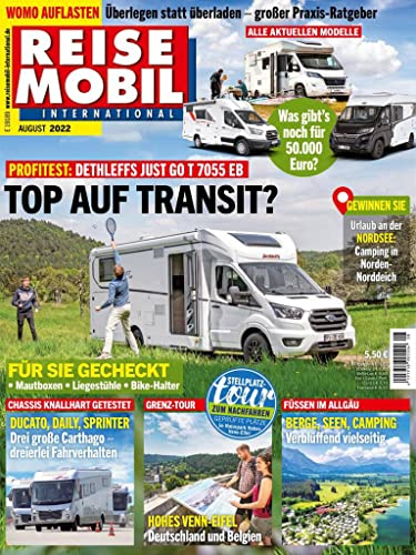 Reisemobil International von United Kiosk AG