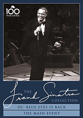 The Frank Sinatra Collection - Ol' Blue Eyes Is Back / The Main Event von Universal/Music/DVD