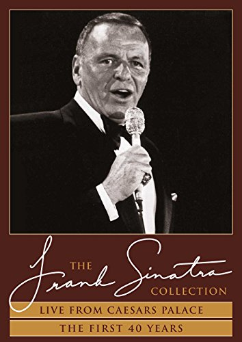 Live From Caesars Palace + The First 40 Years - The Frank Sinatra Collection von Universal/Music/DVD