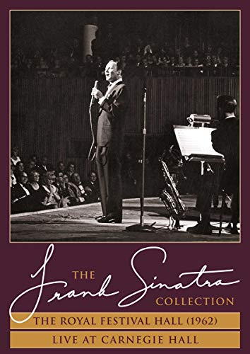 The Royal Festival Hall ('62) + Live At Carnegie Hall - The Frank Sinatra Collection von Eagle Rock