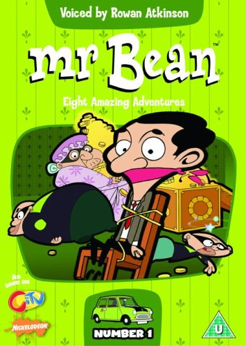 Mr Bean - The Animated Series - Volume 1 [UK Import] von Universal Pictures UK