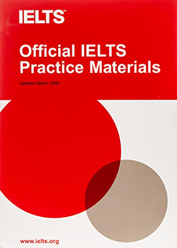 Official IELTS Practice Materials 1 with Audio CD von Official Ielts Practice Materials