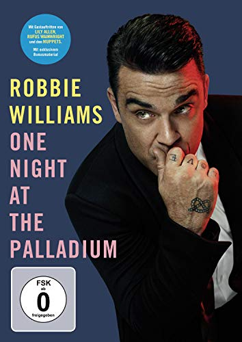 Robbie Williams - One Night at the Palladium von Universum Film GmbH