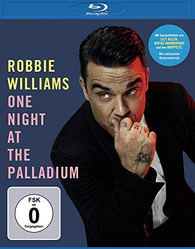 Robbie Williams - One Night at the Palladium [Blu-ray] von Universum Film GmbH