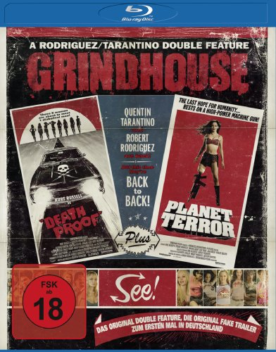 Grindhouse [Blu-ray] von VARIOUS