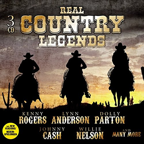 Real Country Legends von VARIOUS
