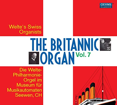 The Britannic Organ Vol.7 von VARIOUS