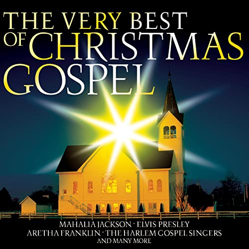 The Very Best of Christmas Gospel von VARIOUS