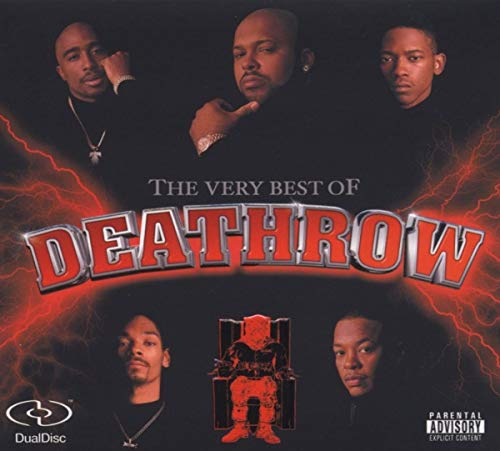 Very Best of Death Row (Explicit Version) von DEATH ROW