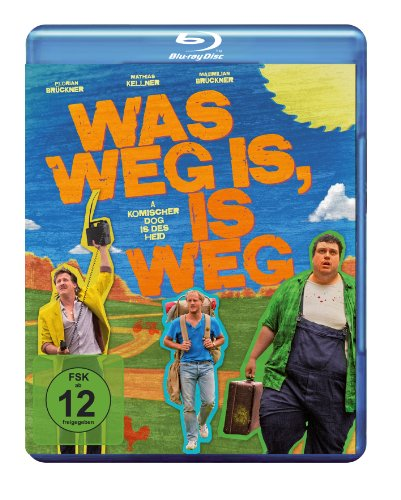 Was weg is, is weg [Blu-ray] von VARIOUS