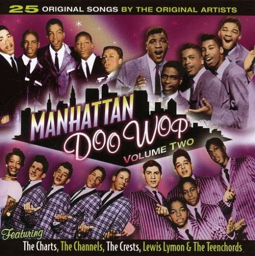 Manhattan Doo Wop Vol.2 von Various
