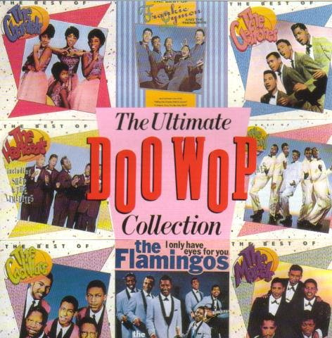 Ultimate Doo Wop Collection von Various