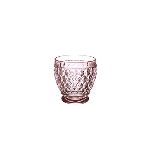 Villeroy & Boch Boston Coloured Shot-Glas Rose, Kristallglas, 63mm von Villeroy & Boch