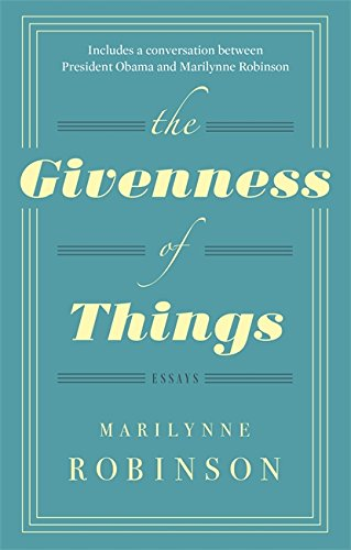 The Givenness Of Things von Little, Brown Book Group