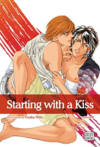 STARTING WITH A KISS GN VOL 01 (A) von Viz LLC