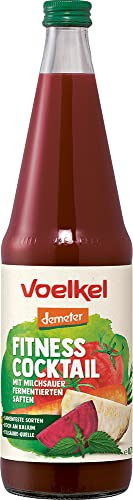 Voelkel Bio Fitness-Cocktail (6 x 700 ml) von Voelkel