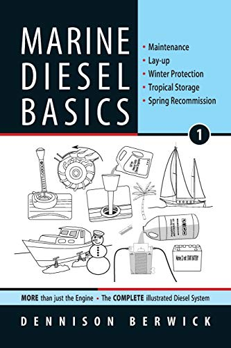 Marine Diesel Basics 1: Maintenance, Lay-up, Winter Protection, Tropical Storage, Spring Recommission von Voyage Press