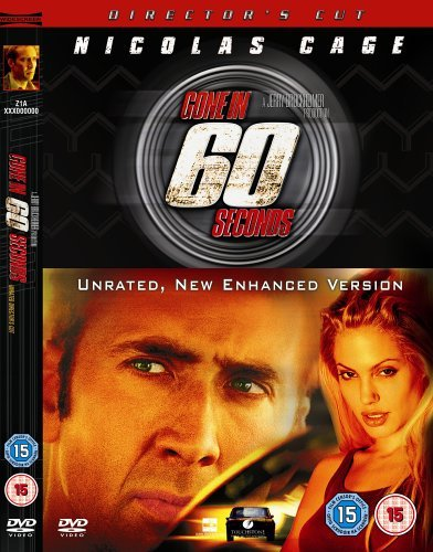 Gone In 60 Seconds - Director's Cut [UK Import] von WALT DISNEY PICTURES