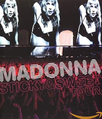 Sticky & Sweet Tour (CD+Blu-Ray) von WARNER BROS