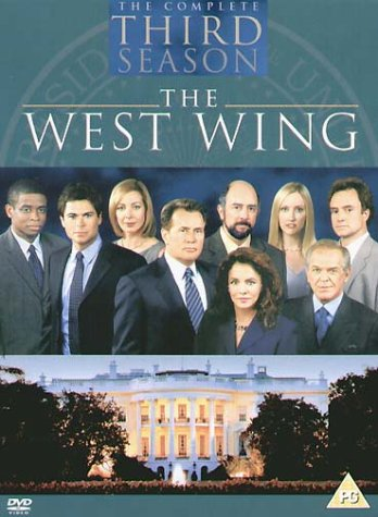 The West Wing - Complete Season 3 [UK Import] von WARNER HOME VIDEO