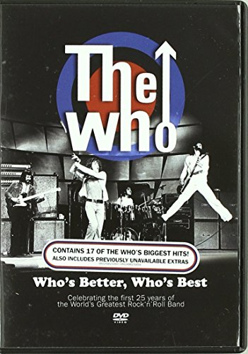 The Who - Who's Better, Who's Best von WHO,THE