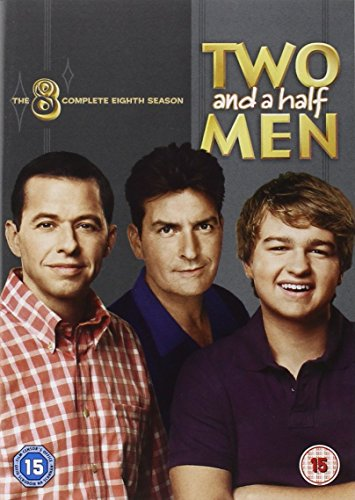 Two and a half men - Season 8 [UK Import] von WHV