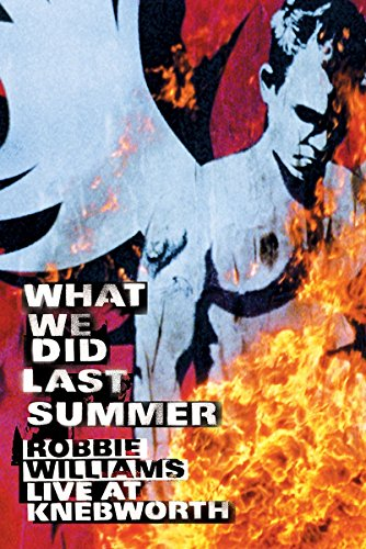 Robbie Williams - What We Did Last Summer (Live at Knebworth) [2 DVDs] von WILLIAMS,ROBBIE