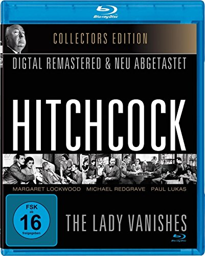 Alfred Hitchcock: The Lady Vanishes (Collector's Edition) [Blu-ray] von WME Home-Entertainment