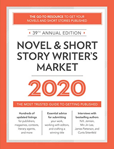 Novel & Short Story Writer's Market 2020: The Most Trusted Guide to Getting Published (Novel and Short Story Writer's Market) von WRITERS DIGEST