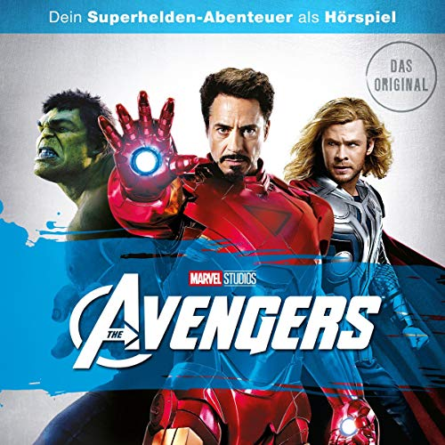 The Avengers von Walt Disney Records