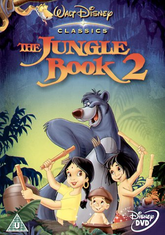 Jungle Book 2 [UK Import] von Walt Disney Studios HE