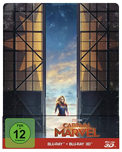 Captain Marvel [Blu-ray] [Limited Edition] von Walt Disney