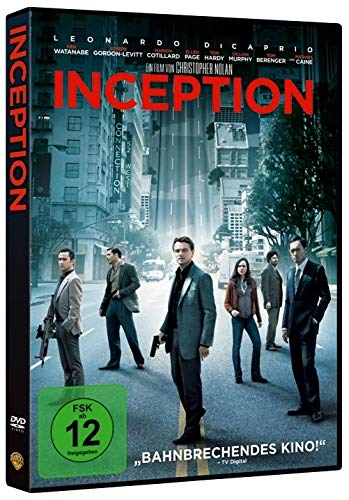 Inception von Warner Bros.