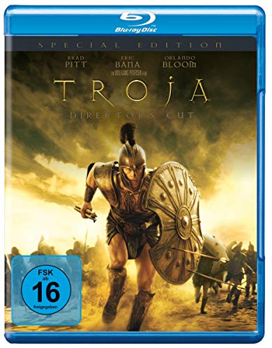 Troja (Director's Cut) [Blu-ray] von Warner Bros.