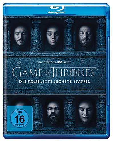 Game of Thrones - Staffel 6 [Blu-ray] von Warner Home Video