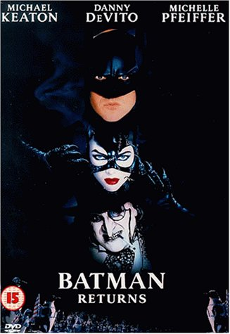 Batman Returns [UK Import] von Warner Home Video