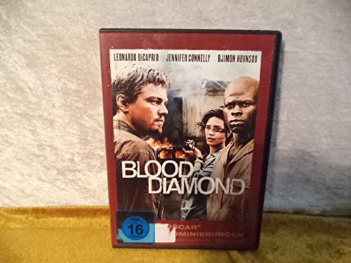 Blood Diamond von Warner Home Video