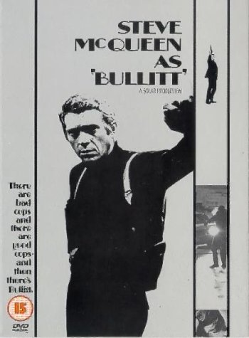Bullitt [UK Import] von Warner Home Video