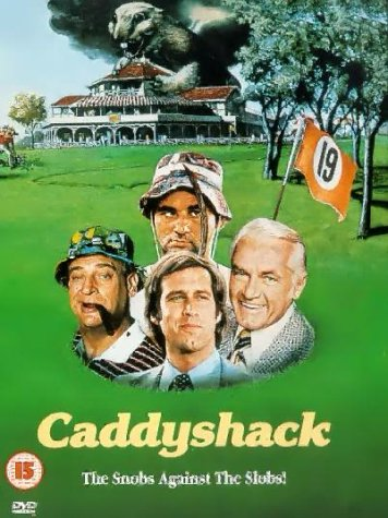 Caddyshack [UK Import] von Warner Home Video